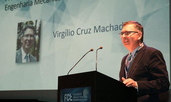 Prof. Doutor Virgílio C. Machado