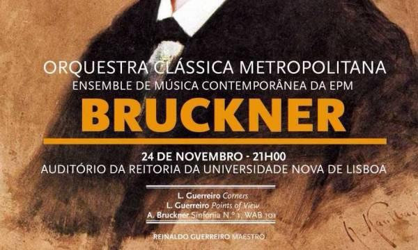Concerto da Escola Profissional Metropolitana e da Orquestra Clássica Metropolitana