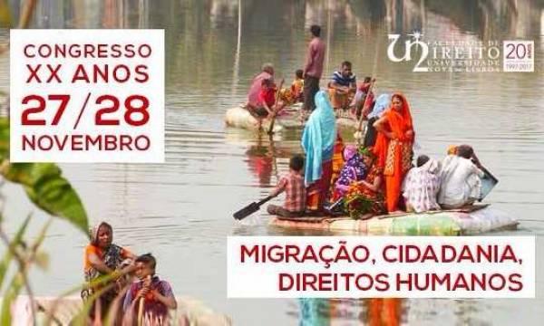 Congresso Migração, Cidadania, Direitos Humanos