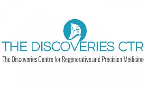 Logo do Discoveries Centre for Regenerative and Precision Medicine (Discoveries CTR)
