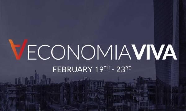 Ciclo de Conferências Economia Viva 2018