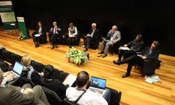 Associação das Universidades Europeias - evento na NOVA em Lisboa
