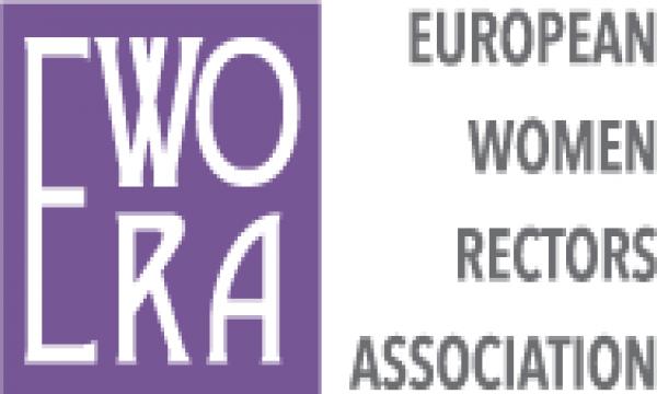 Logo da European Women Rectors Association