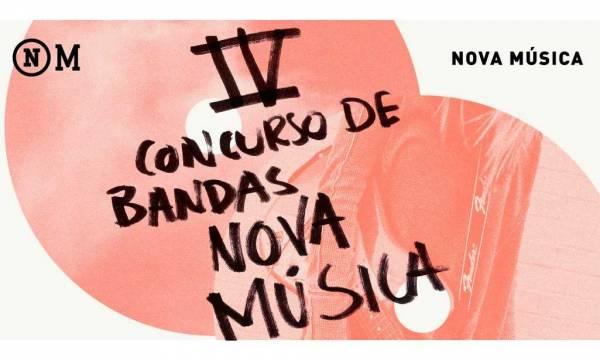 IV Concurso de Bandas NOVA Música