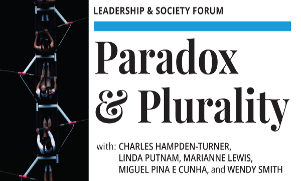 Paradox & Plurality