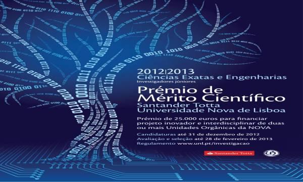 6.ª edição do Prémio Santander Totta/Universidade Nova de Lisboa
