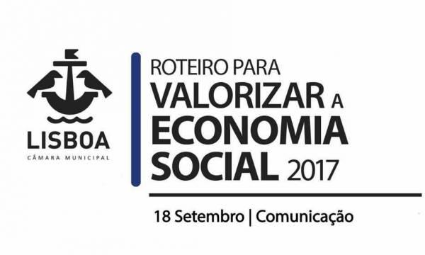 Imagem ilustrativa do Roteiro para Valorizar a Economia Social 2017
