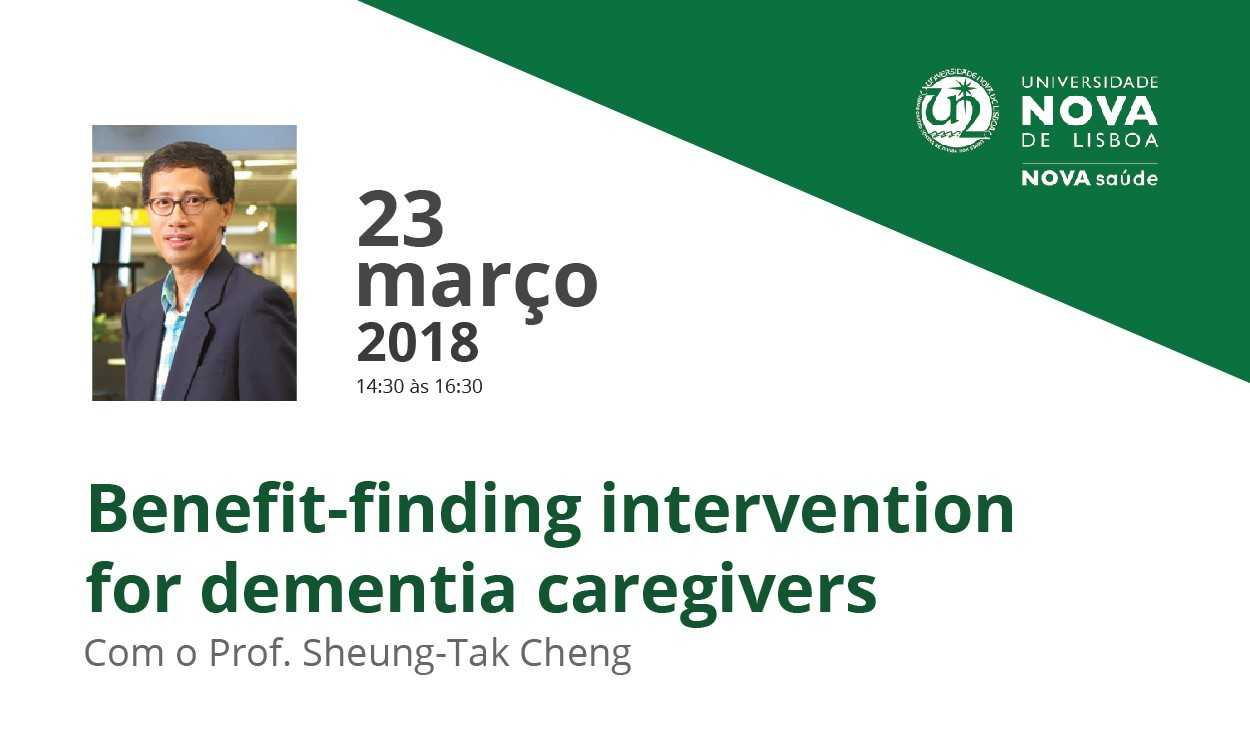 Benefit-finding intervention for dementia caregivers