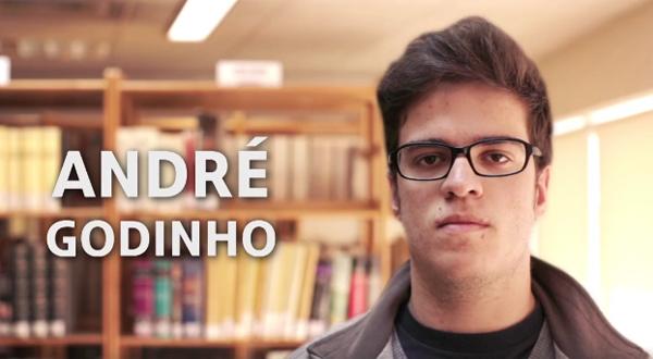 André Godinho (FCSH), História