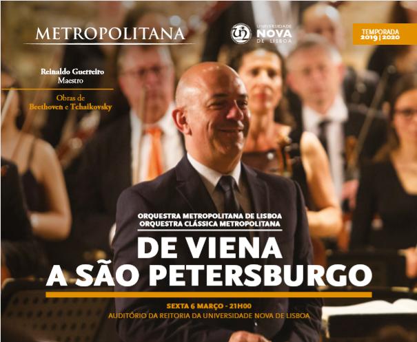 Concerto Metropolitana de Lisboa