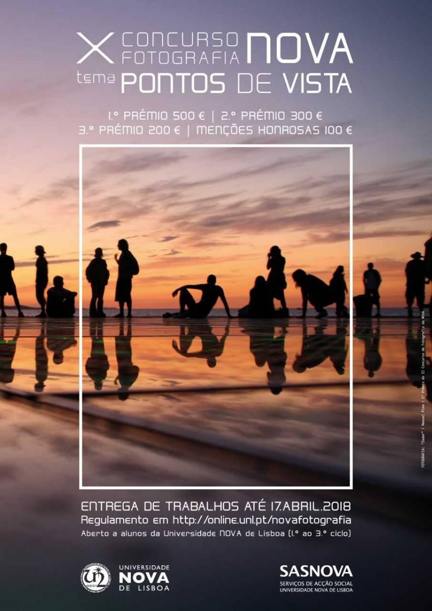 Concurso de Fotografia da NOVA 2018