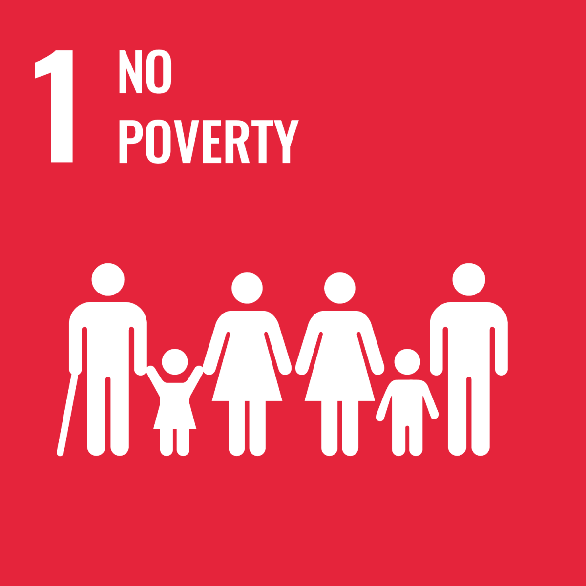 ODS 1 - Erradicar a pobreza