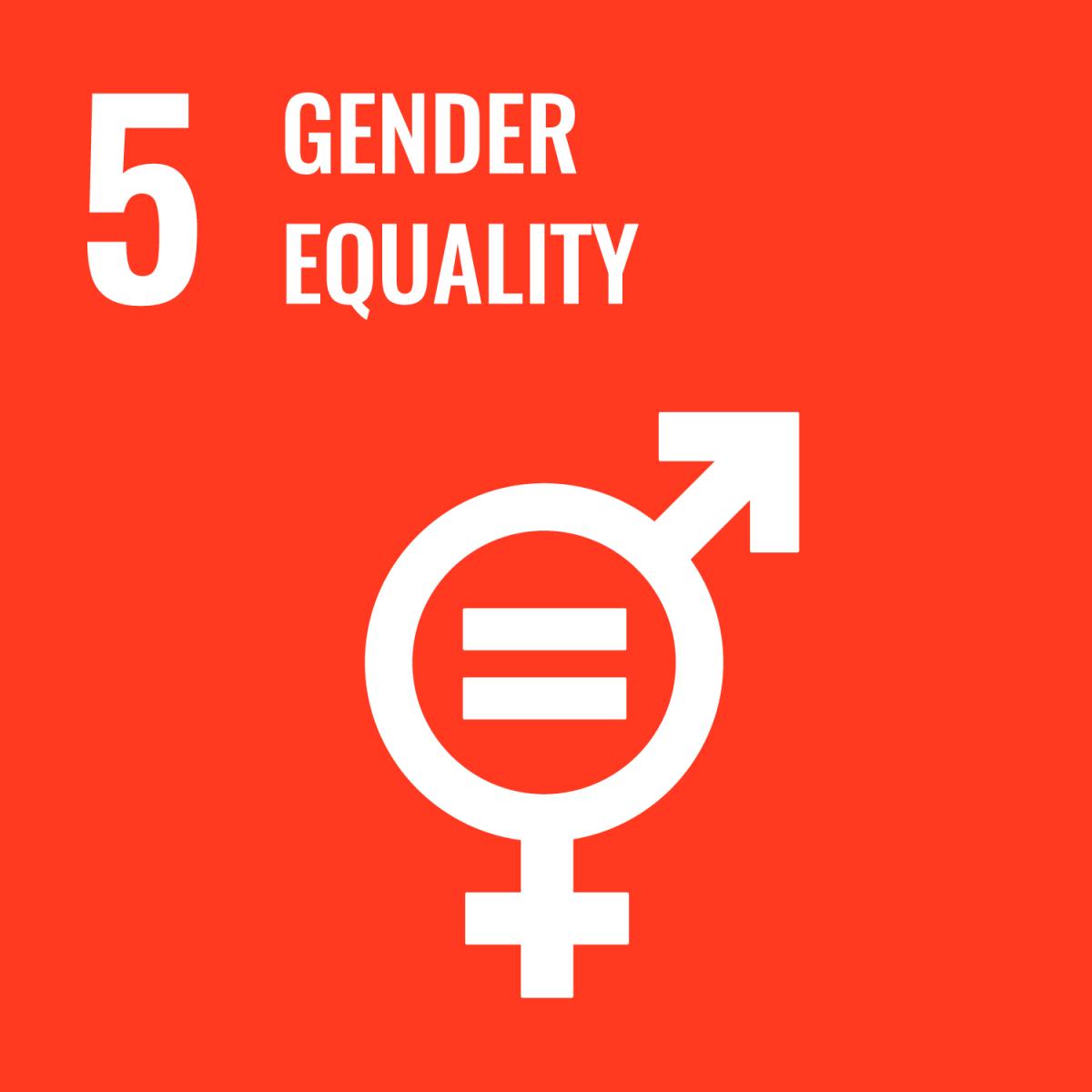 ODS 5 - Igualdade de Género
