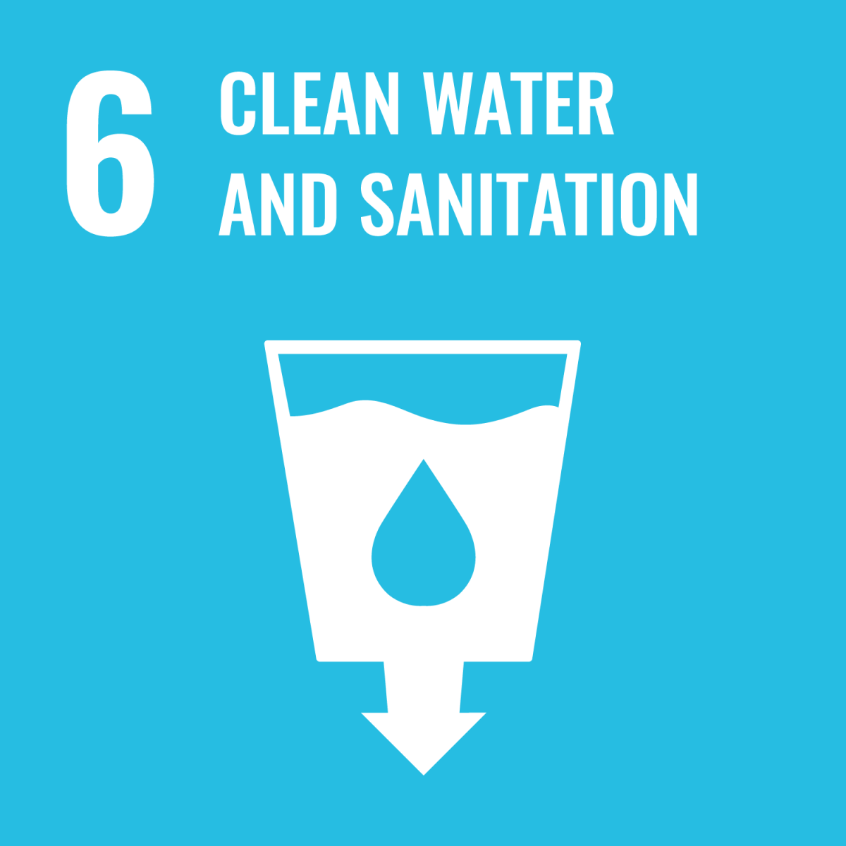 ODS6 - Water and Sanitation