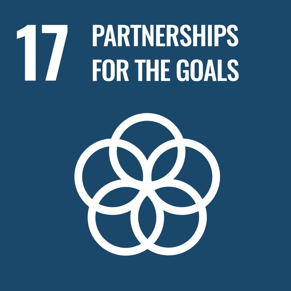 ODS 17 - Parcerias para a implementação dos objetivos
