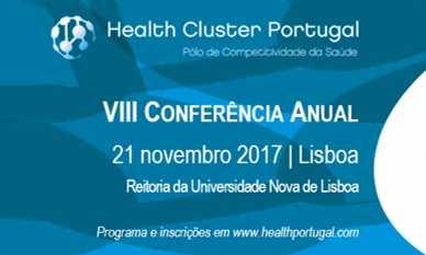 VIII Conferência Anual do Health Cluster Portugal