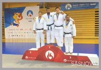 NOVA conquista 3.º lugar no Judo nos EUGAMES 2016