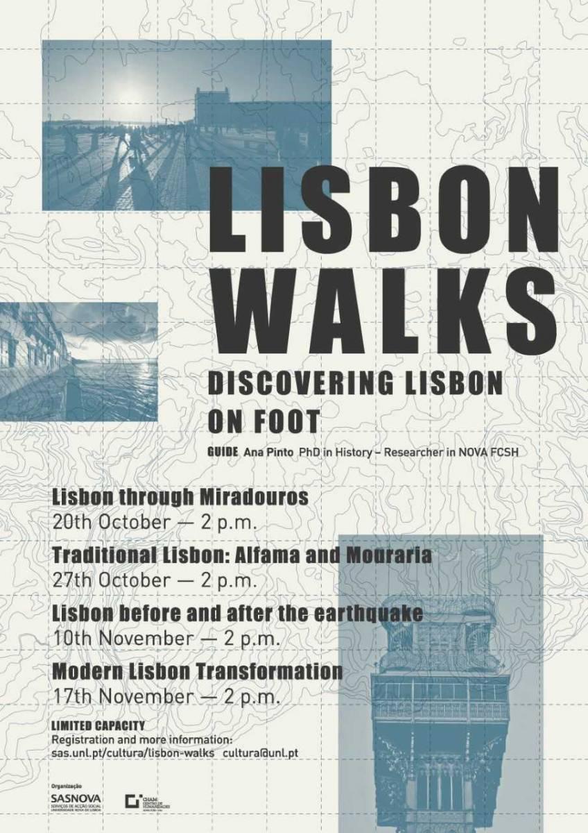 Lisbon Walks