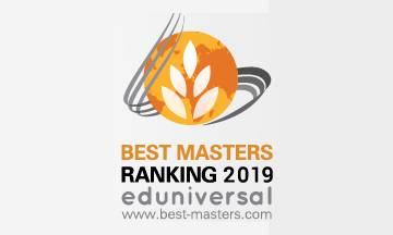 Ranking Eduniversal Masters 2019