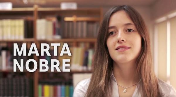 Marta Nobre (FCSH), Ciência Política e Relações Internacionais