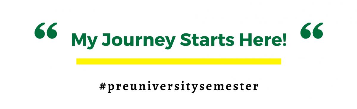 Preuniversity Semester