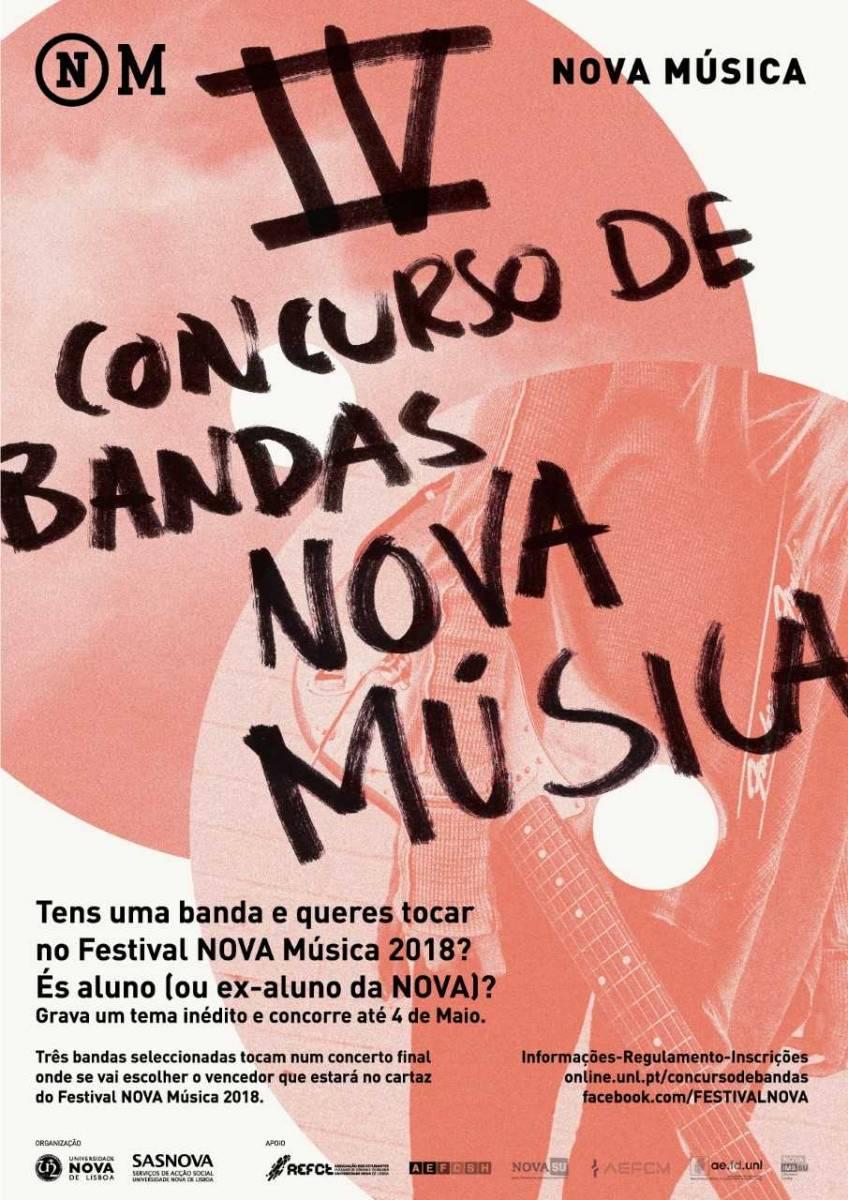 NOVA Música Concurso de Bandas