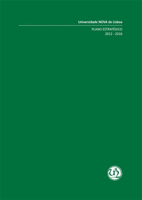 Plano Estratégico 2012-2016