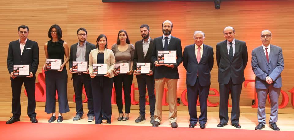 Vencedores da 11ª edição do Prémio de Jornalismo Económico