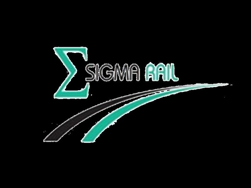 SIGMA rail logo