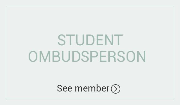 Student Ombudsperson