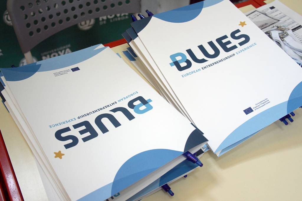 Semana de formação do projeto BLUES na NOVA