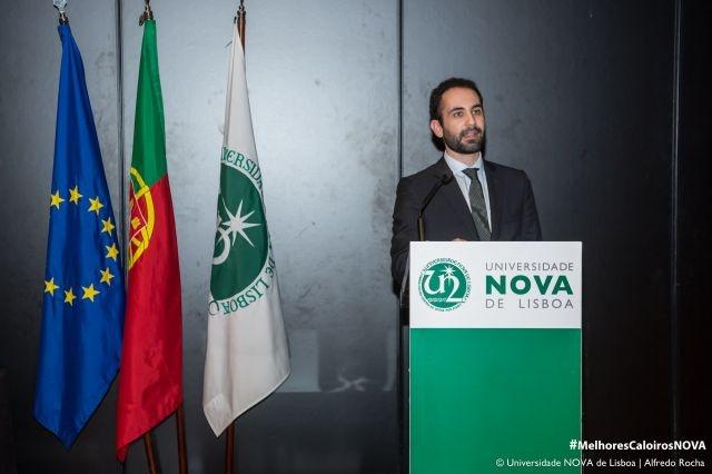 Alumnus, Dr. Emanuel Bernardes Joaquim