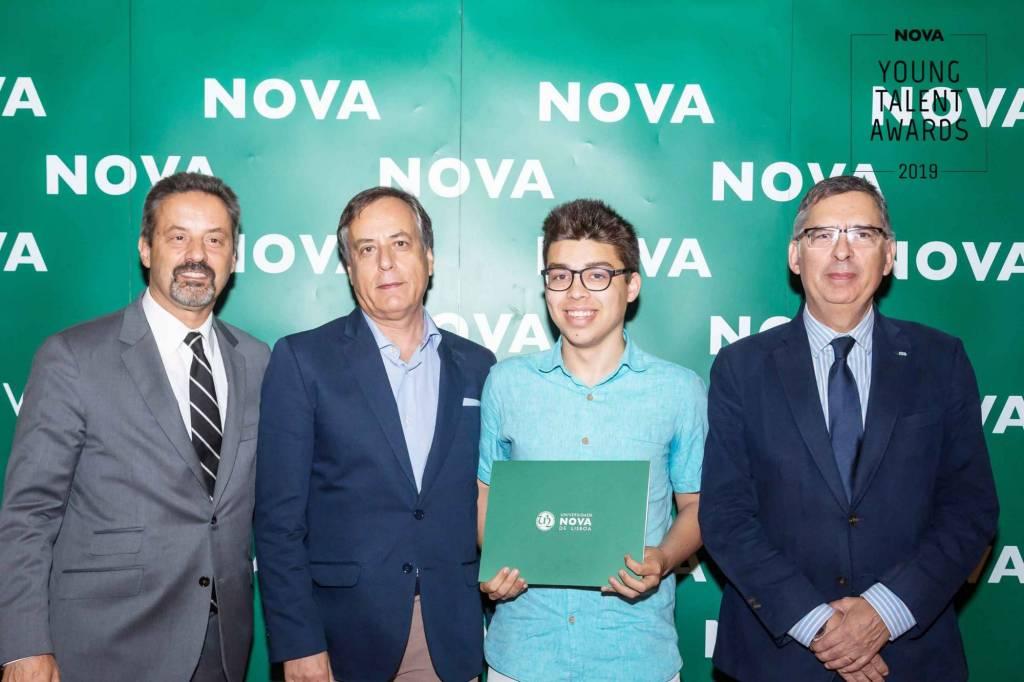 Diogo Nunes, Bioquímica, FCT NOVA