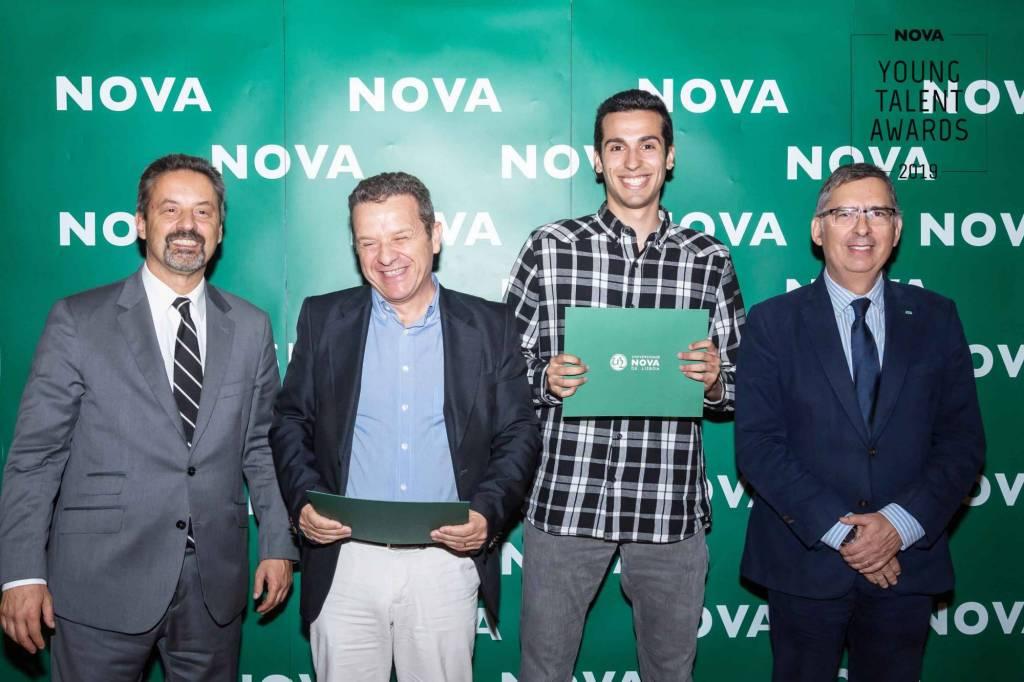 Gonçalo Araújo, Matemática, FCT NOVA