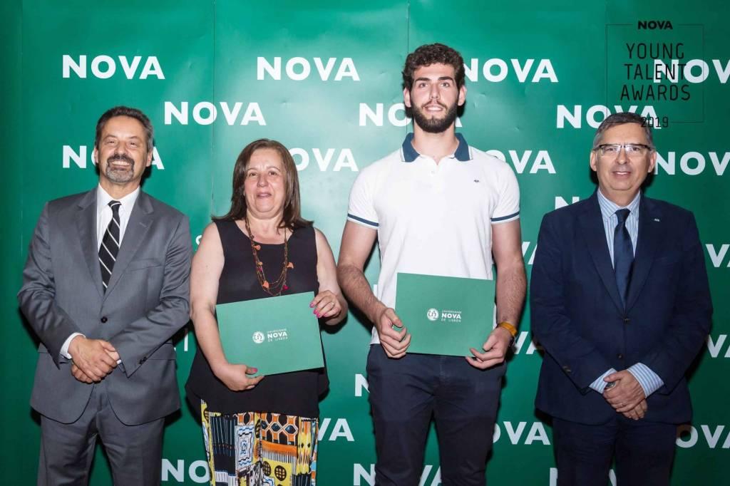 Rodrigo Nunes, Engenharia Civil, FCT NOVA