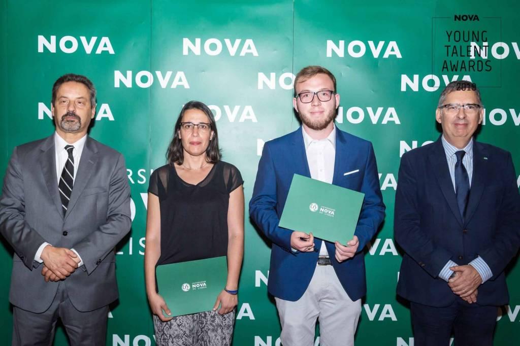 Jorge Viana, Engenharia de Materiais, FCT NOVA