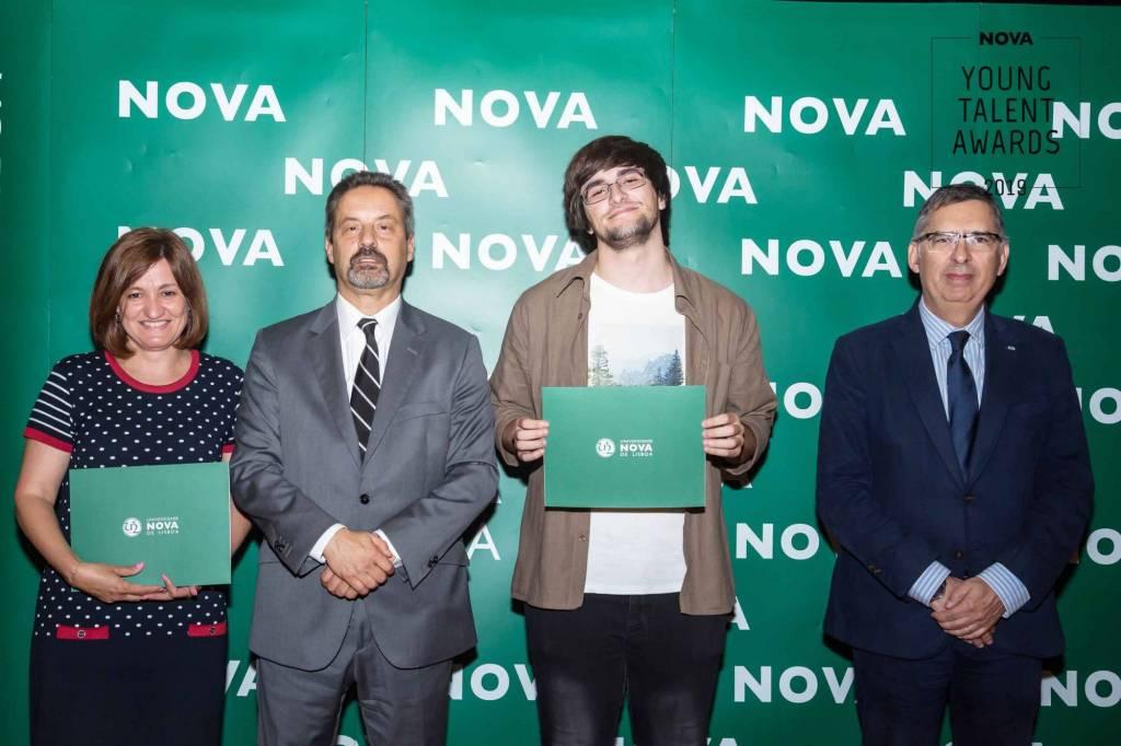 André Nunes, Engenharia de Micro e Nanotecnologias, FCT NOVA