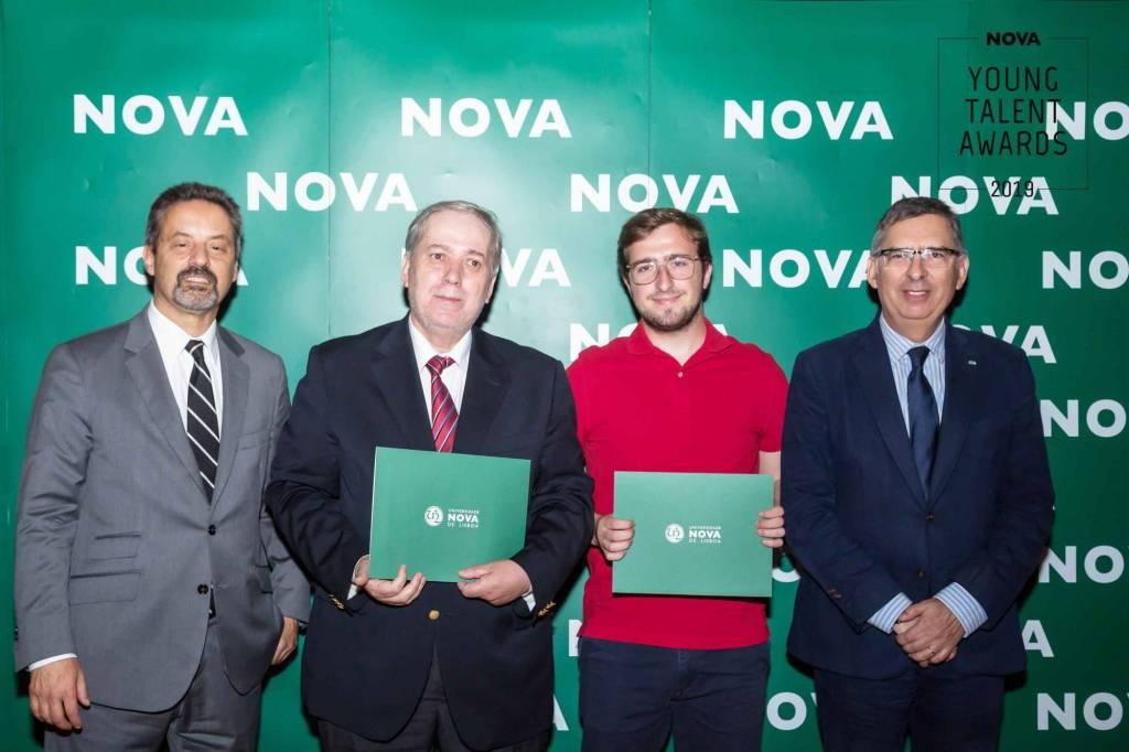 Afonso Gama, Engenharia e Gestão Industrial, FCT NOVA