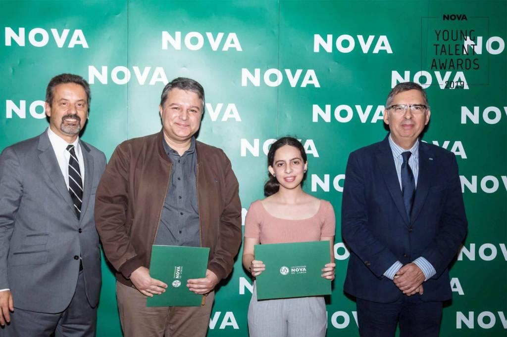 Inês Oliveira, Engenharia Física, FCT NOVA