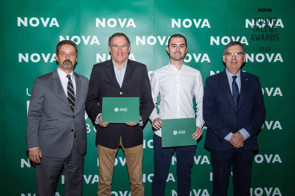 Bruno Cardoso, Engenharia informática, FCT NOVA