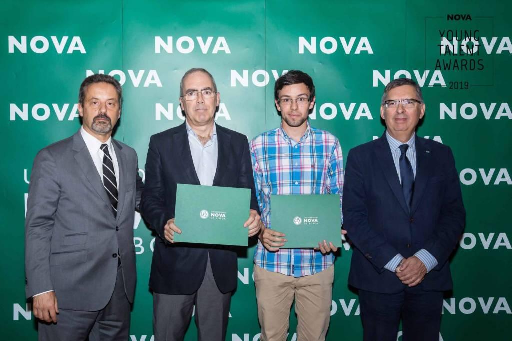 Daniel Miranda, Engenharia Química e Bioquímica, FCT NOVA