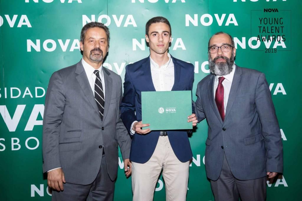 Miguel Chora, Ciência Política e Relações Internacionais, NOVA FCSH