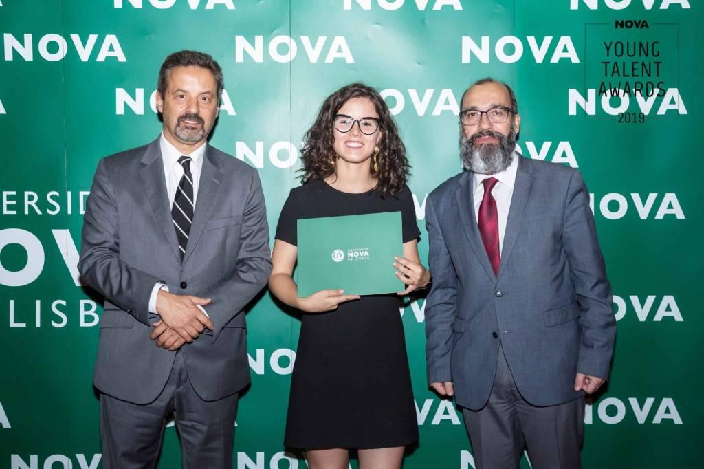 Joana Oliveira, Ciências da Linguagem, NOVA FCSH