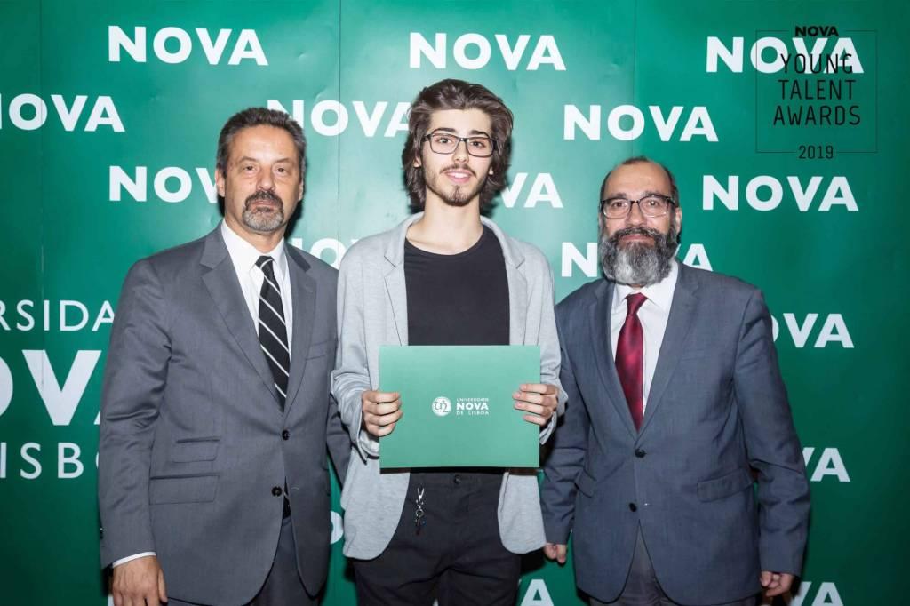 Guilherme Costa, Sociologia (Pós-laboral), NOVA FCSH