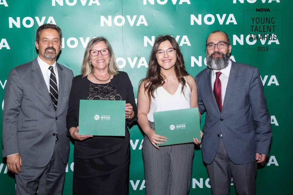 Andreia Serra, Sociologia, NOVA FCSH