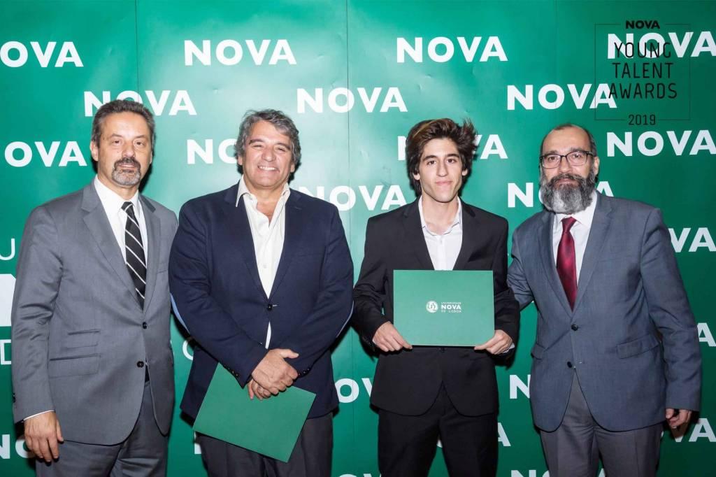 Luís Penim, Geografia e Planeamento Regional, NOVA FCSH