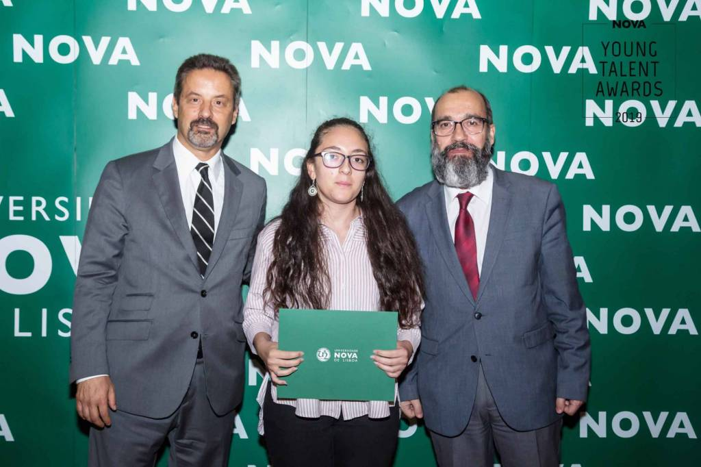 Geisa Lopes, Línguas, Literaturas e Culturas, NOVA FCSH