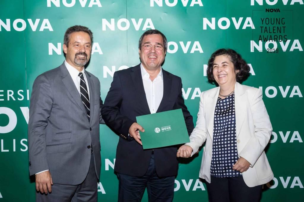José Freitas, em representação de Maria Freitas, Gestão, Nova SBE