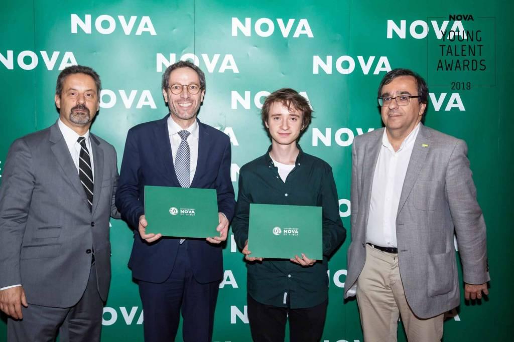 Álvaro Barbosa, Gestão de Informação, NOVA IMS