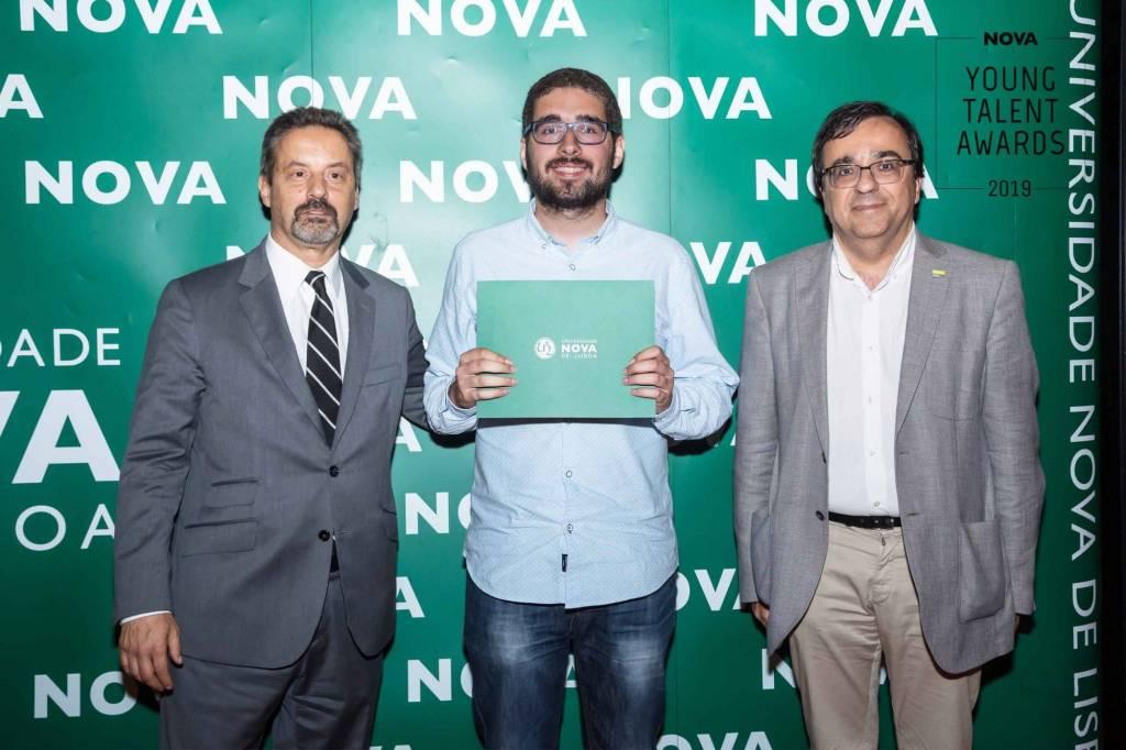 Diogo Rasteiro, Sistemas e Tecnologias de Informação, NOVA IMS